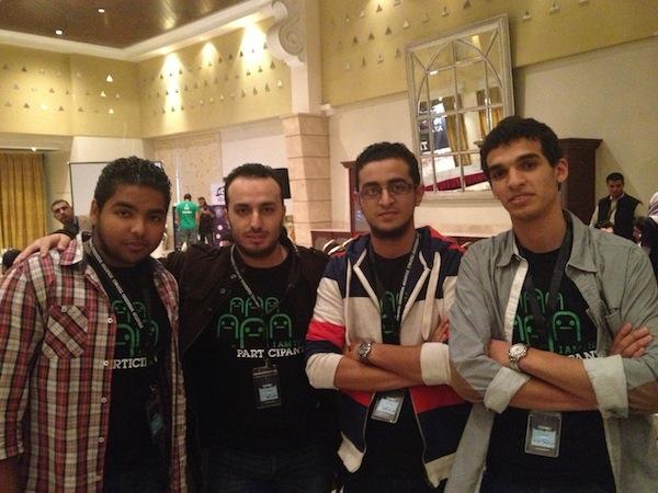 عبد الرزاق العرادي، أحمد الجزار، العبد لله، محمد البوسيفي